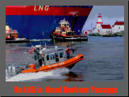 No LNG in Head Harbour Passage