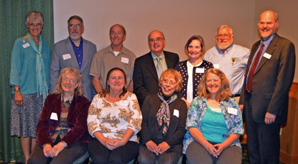 NRCM 2014 Conservation Leadership Award Winners