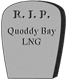 Quoddy Bay LNG R.I.P.